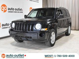 Used 2010 Jeep Patriot SPORT, AUTO, CRUISE CONTROL, A/C for sale in Edmonton, AB