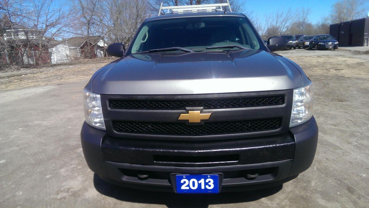 2013 Chevrolet Silverado 1500 WT 8'box
