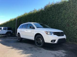Used 2019 Dodge Journey SXT + 7 PASSENGER + SAFE & SOUND GROUP + BLACKTOP PACKAGE for sale in Surrey, BC