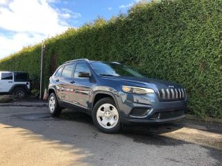 Used 2019 Jeep Cherokee Sport for sale in Surrey, BC