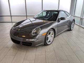 Used 2007 Porsche 911 Carrera 4S | Ceramic Brakes | Full Leather | BOSE | PASM for sale in Edmonton, AB