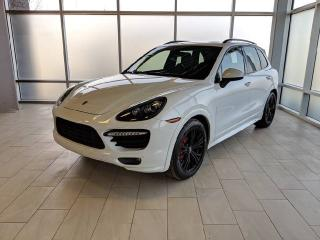 Used 2013 Porsche Cayenne GTS | Carbon Interior | BOSE | Sport Exhaust | HIGH SPEC! for sale in Edmonton, AB