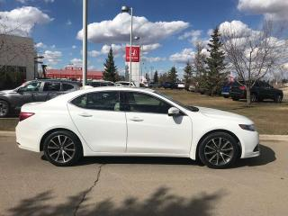 Used 2015 Acura TLX Tech for sale in Red Deer, AB