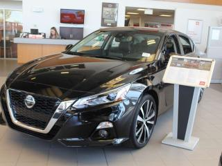 Used 2019 Nissan Altima Platinum/AWD/HEATED SEATS/LEATHER/NAV for sale in Edmonton, AB