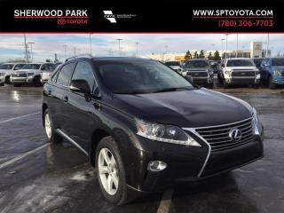 Used 2013 Lexus RX 350 One Owner-Clean History-Great Condition! for sale in Sherwood Park, AB