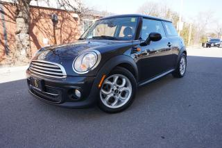 Used 2013 MINI Cooper 1 Owner / No Accidents / Black on Black Beauty for sale in Etobicoke, ON