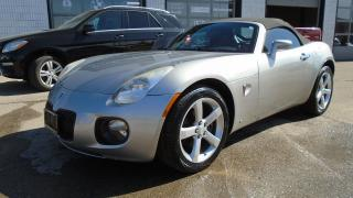 Used 2008 Pontiac Solstice GXP for sale in Guelph, ON