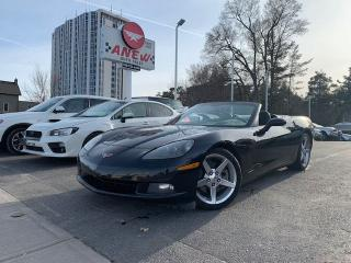 Used 2006 Chevrolet Corvette Convertible for sale in Cambridge, ON