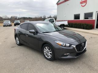 Used 2017 Mazda MAZDA3 GS for sale in Tillsonburg, ON