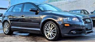 Used 2007 Audi A3 S-Line for sale in Etobicoke, ON