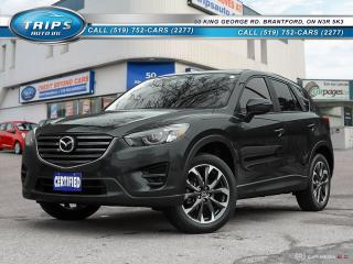 Used 2016 Mazda CX-5 GT for sale in Brantford, ON
