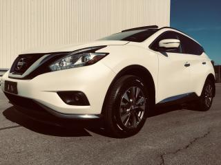 Used 2015 Nissan Murano SV AWD Navigation/ Camera/Daul Sunroof for sale in Mississauga, ON