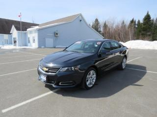 Used 2017 Chevrolet Impala LS for sale in Fredericton, NB