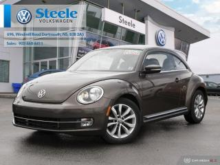 Used 2015 Volkswagen Beetle COMFORTLINE for sale in Dartmouth, NS