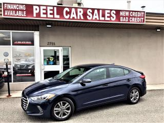 Used 2017 Hyundai Elantra LE|REAR-VIEW|HEATED SEATS|ALLOYS| for sale in Mississauga, ON