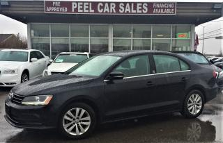 Used 2017 Volkswagen Jetta WOLFSBURG|SUNROOF|REARVIEW for sale in Mississauga, ON