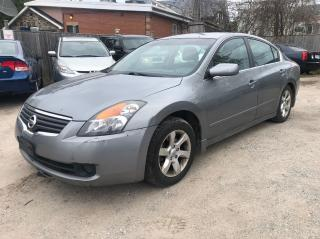 Used 2007 Nissan Altima 2.5 S/Automatic/4 Cylinder/AS IS Special for sale in Scarborough, ON