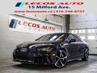 Used 2017 Audi RS 7 Performance for sale in North York, ON