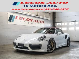 Used 2017 Porsche 911 Turbo S for sale in North York, ON