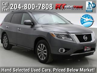 Used 2016 Nissan Pathfinder SV for sale in Winnipeg, MB