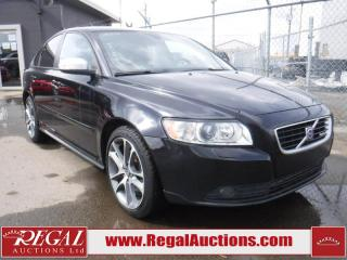 Used 2009 Volvo S40 T5 4D Sedan AWD for sale in Calgary, AB