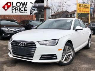 Used 2017 Audi A4 AWD*Sport*Leather*Sunroof*Camera&More! for sale in Toronto, ON