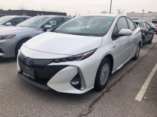 New 2019 Toyota Prius Prime Upgrade for sale in Burlington, ON