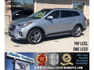 Used 2017 Hyundai Santa Fe XL Premium *AWD/Lthr/Navi/7Pass for sale in Winnipeg, MB