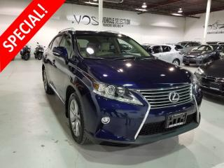 Used 2015 Lexus RX 350 Premium PKG - No Payments For 6 Months** for sale in Concord, ON