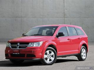 Used 2013 Dodge Journey SE*SUPER CLEAN*17 ALLOYS*DEEP TINTS*FRESH for sale in Mississauga, ON