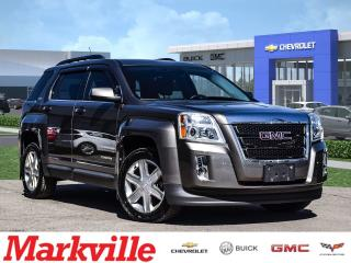 Used 2012 GMC Terrain SLT-V6-LEATHER-GM CERTIFIED PRE-OWNED-1 OWNER for sale in Markham, ON