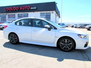 Used 2017 Subaru WRX SPORT PKG Automatic Certified for sale in Milton, ON