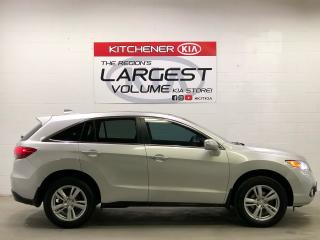 Used 2015 Acura RDX -TECH PACK / ONE OWNER / ACCIDENT FREE for sale in Kitchener, ON