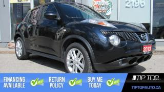Used 2013 Nissan Juke SL ** Sunroof, Heated Seats, Bluetooth, 1 Owner ** for sale in Bowmanville, ON