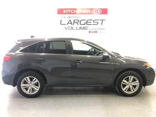 Used 2015 Acura RDX SUNROOF LEATHER HEATED SEATS for sale in Kitchener, ON