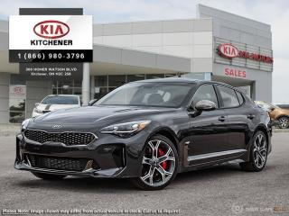 New 2019 Kia Stinger GT Limited for sale in Kitchener, ON