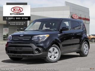 New 2019 Kia Soul LX AT for sale in Kitchener, ON