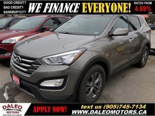 Used 2015 Hyundai Santa Fe Sport HEATED SEATS | SATELLITE RADIO for sale in Hamilton, ON