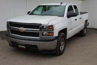 Used 2015 Chevrolet Silverado 1500 LS Back camera Bluetooth Crew Cab for sale in Mississauga, ON