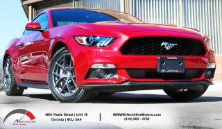 Used 2015 Ford Mustang Fastback|EcoBoost|Navigation|Leather Seats|Backup Camera for sale in Toronto, ON