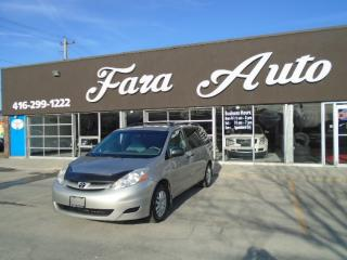 Used 2008 Toyota Sienna CE for sale in Scarborough, ON