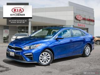 Used 2019 Kia Forte Sedan LX AUTO, NOT A RENTAL CAR!!! for sale in Kitchener, ON