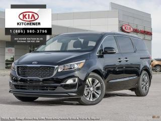 New 2019 Kia Sedona SX+ for sale in Kitchener, ON