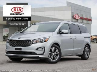 New 2019 Kia Sedona SX for sale in Kitchener, ON