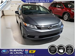 Used 2012 Honda Civic EX ** TOIT OUVRANT ** for sale in Laval, QC