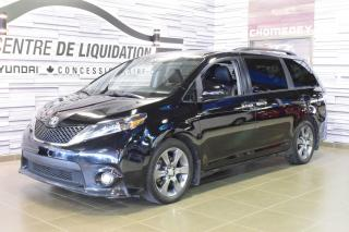 Used 2015 Toyota Sienna Xle Cuir+toit+mags for sale in Laval, QC