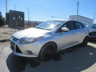Used 2013 Ford Focus Titanium, 2 SETS OF RIMS AND TIRES for sale in Brampton, ON