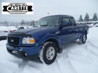 Used 2009 Ford Ranger for sale in East broughton, QC