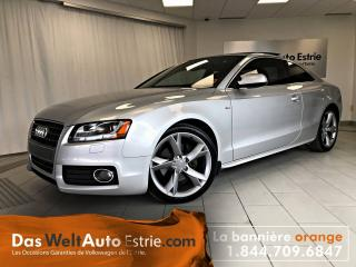 Used 2010 Audi A5 2.0T Premium S-Line, Toit, Automatique for sale in Sherbrooke, QC