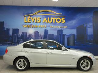 Used 2011 BMW 3 Series Xdrive Xdrive Cuir Ch. A/c for sale in Lévis, QC